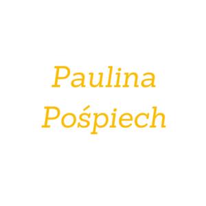 Opinia Pauliny Pośpiech