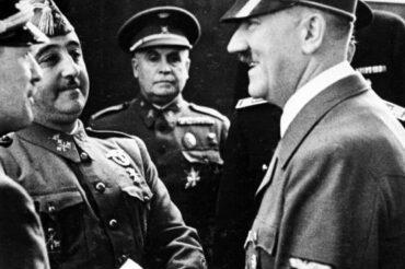 Dlaczego Hiszpania nie wzięła udziału w II wojnie światowej? – część 1