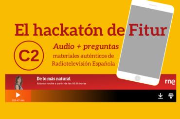 El hackatón de Fitur – C2