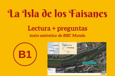 La Isla de los Faisanes – B1
