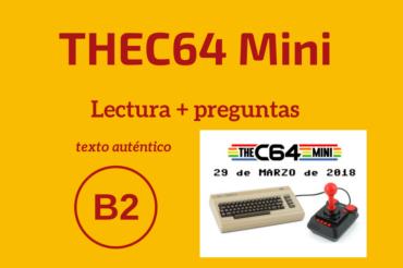 THEC64 Mini – B2
