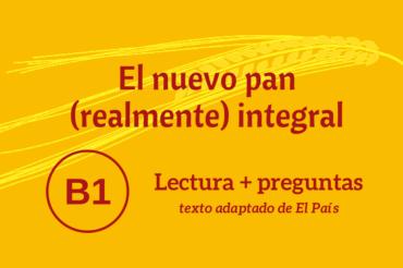 El nuevo pan integral – B1
