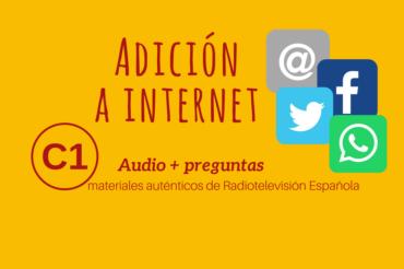 Adición a internet – C1