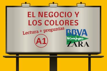 El negocio y los colores – A1