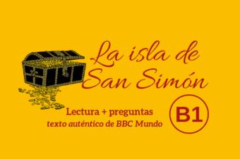 La isla de San Simón – B1
