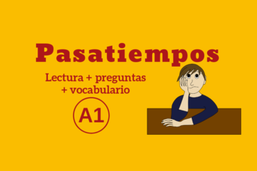 Pasatiempos – A1