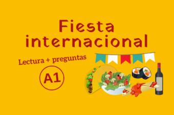 Fiesta internacional – A1