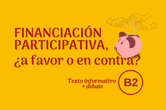 Financiación participativa, ¿a favor o en contra? – B2