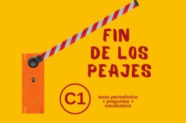 Fin de los peajes – C1